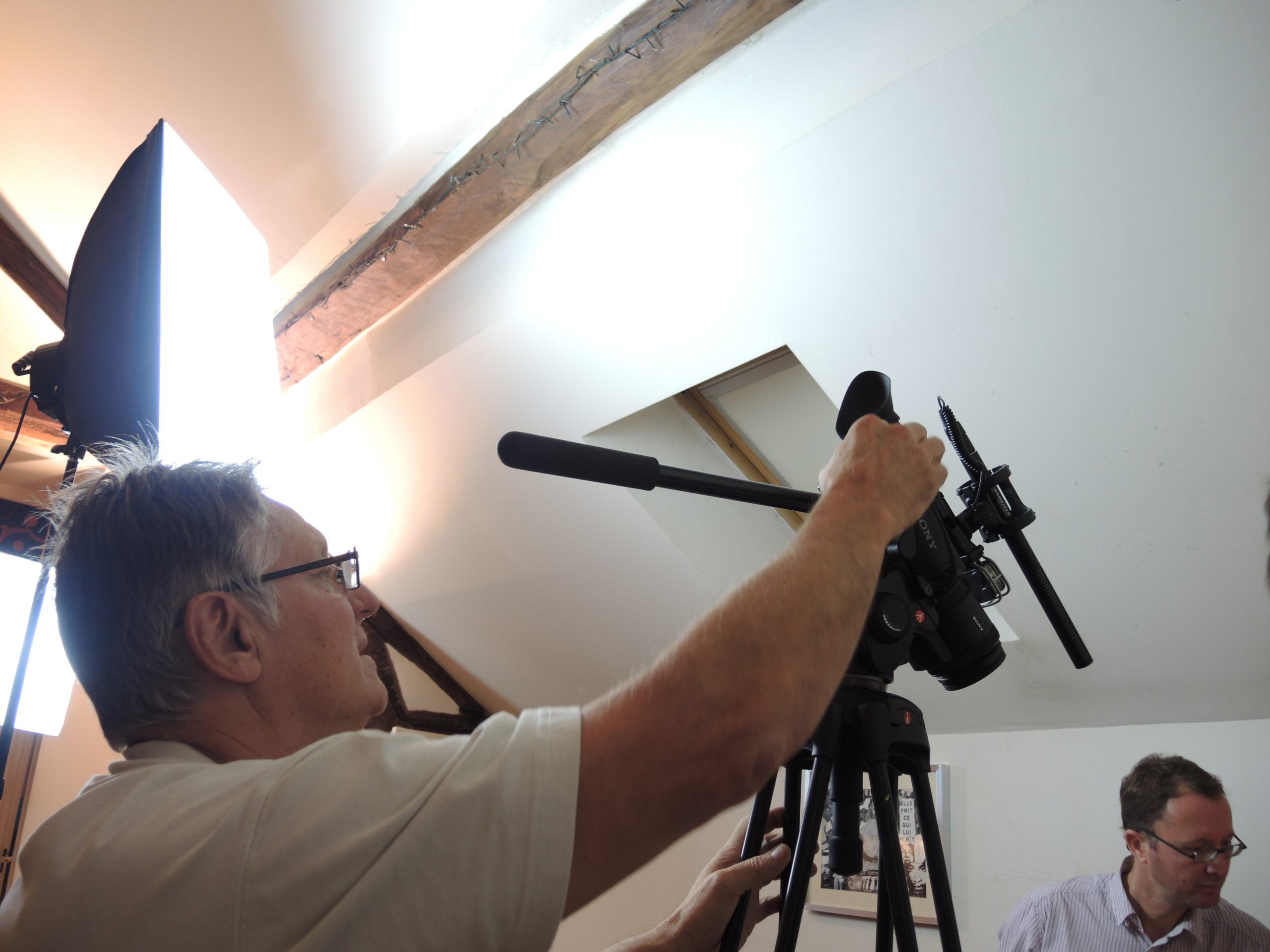 Game over photos tournage 21