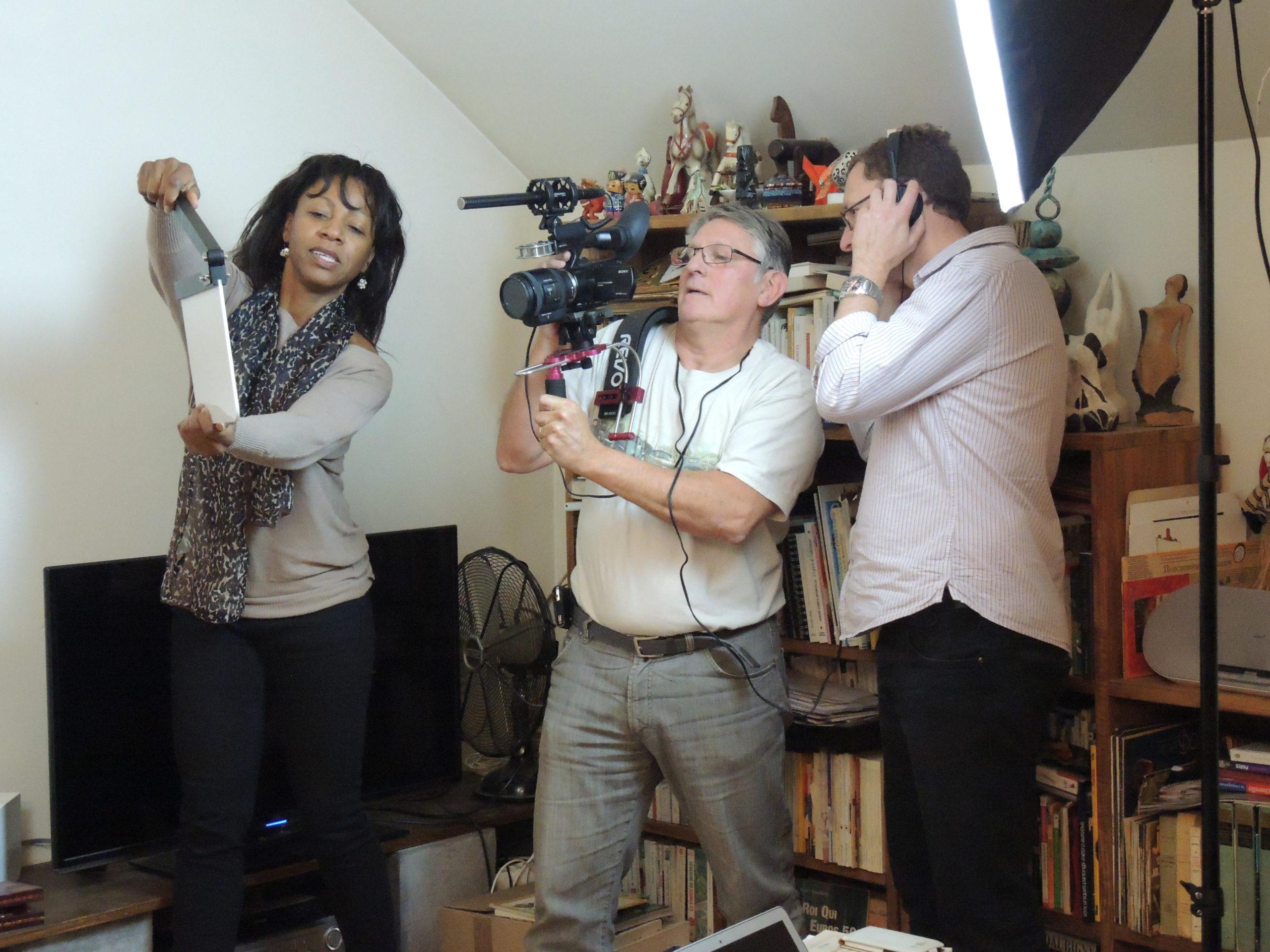 Game over photos tournage 54