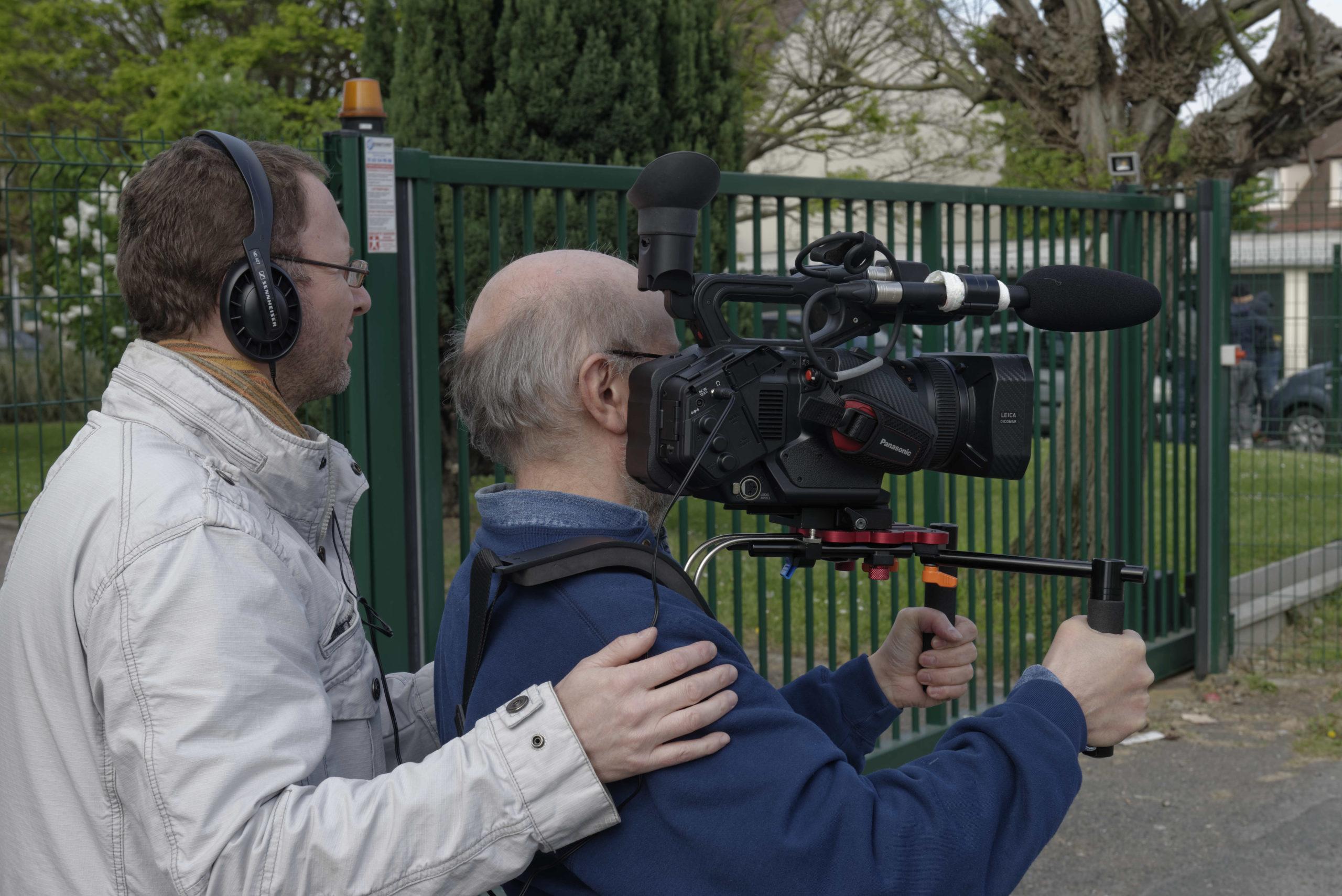 Pere et impair photos tournage 21