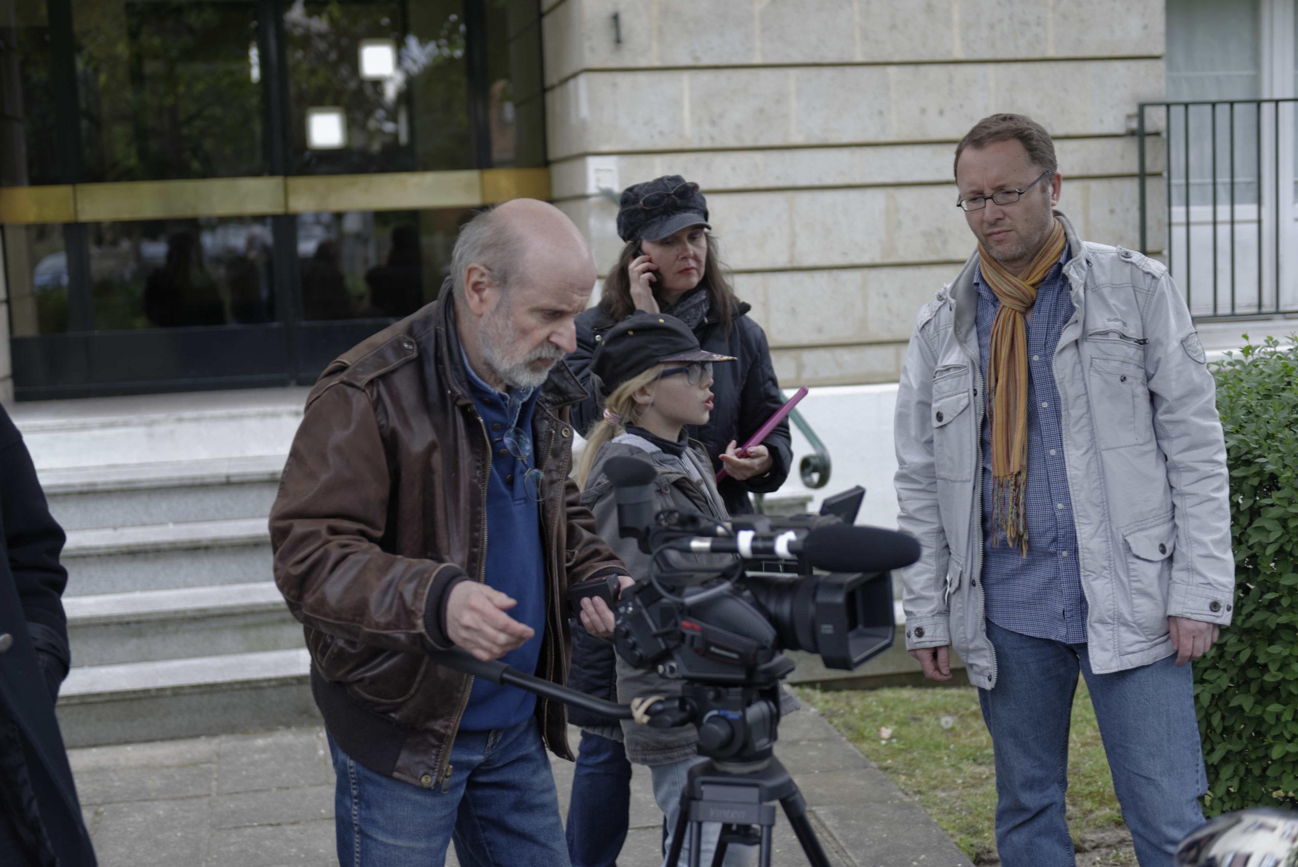 Pere et impair photos tournage 28