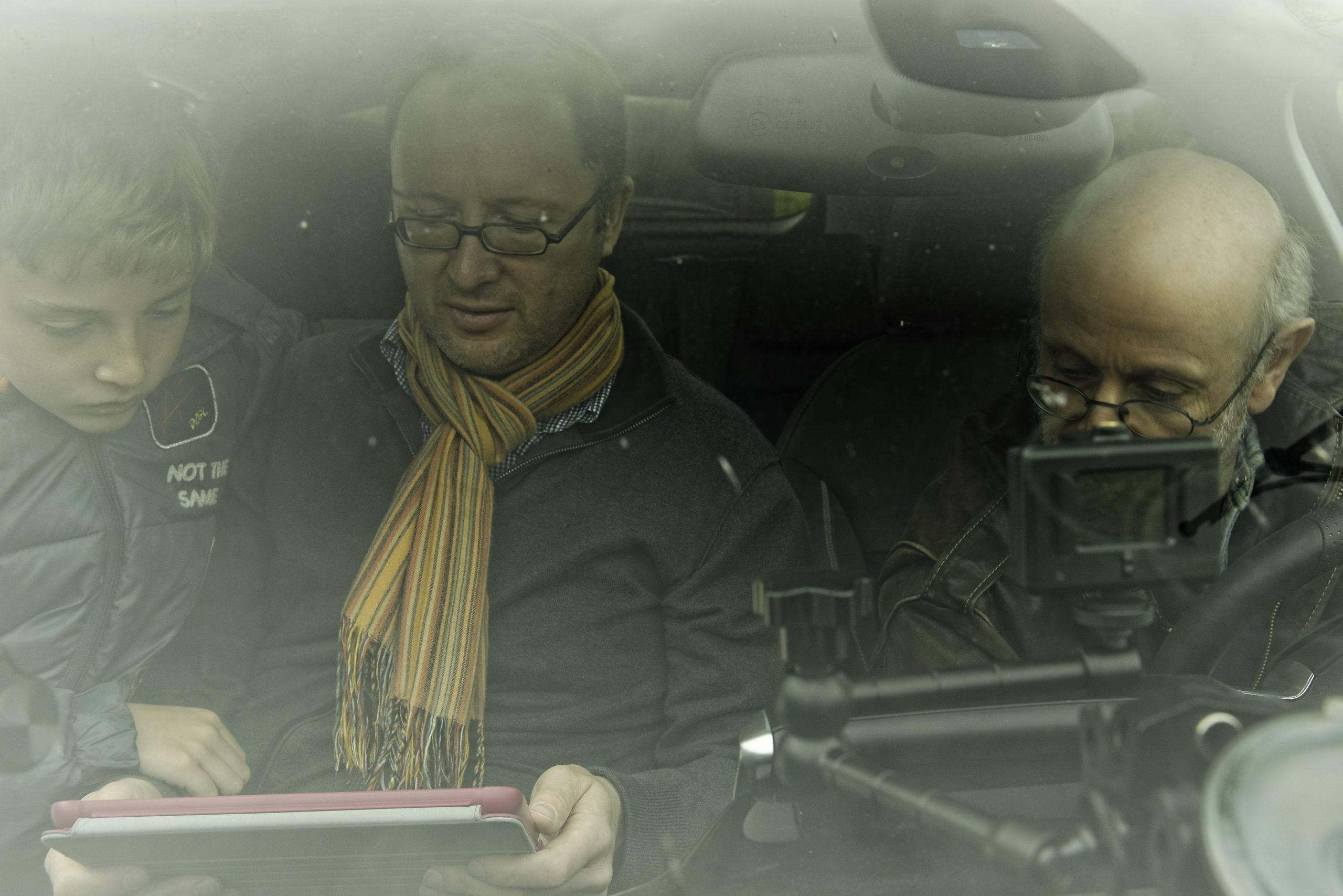 Pere et impair photos tournage 34