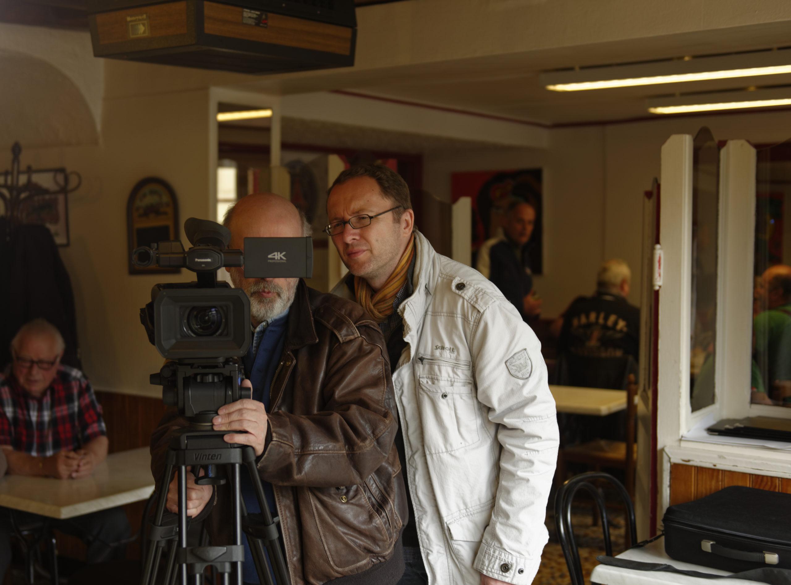 Pere et impair photos tournage 39