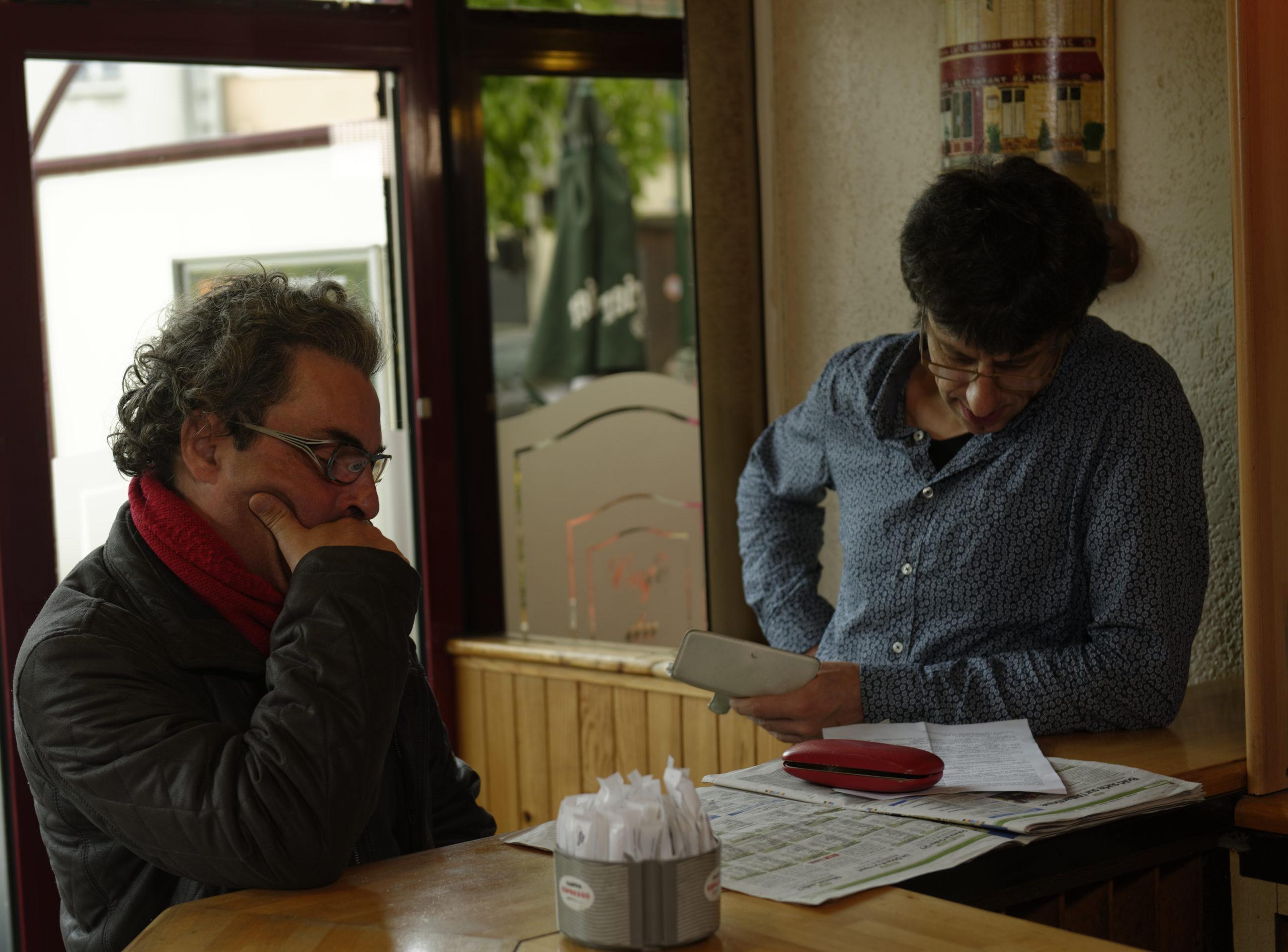Pere et impair photos tournage 41