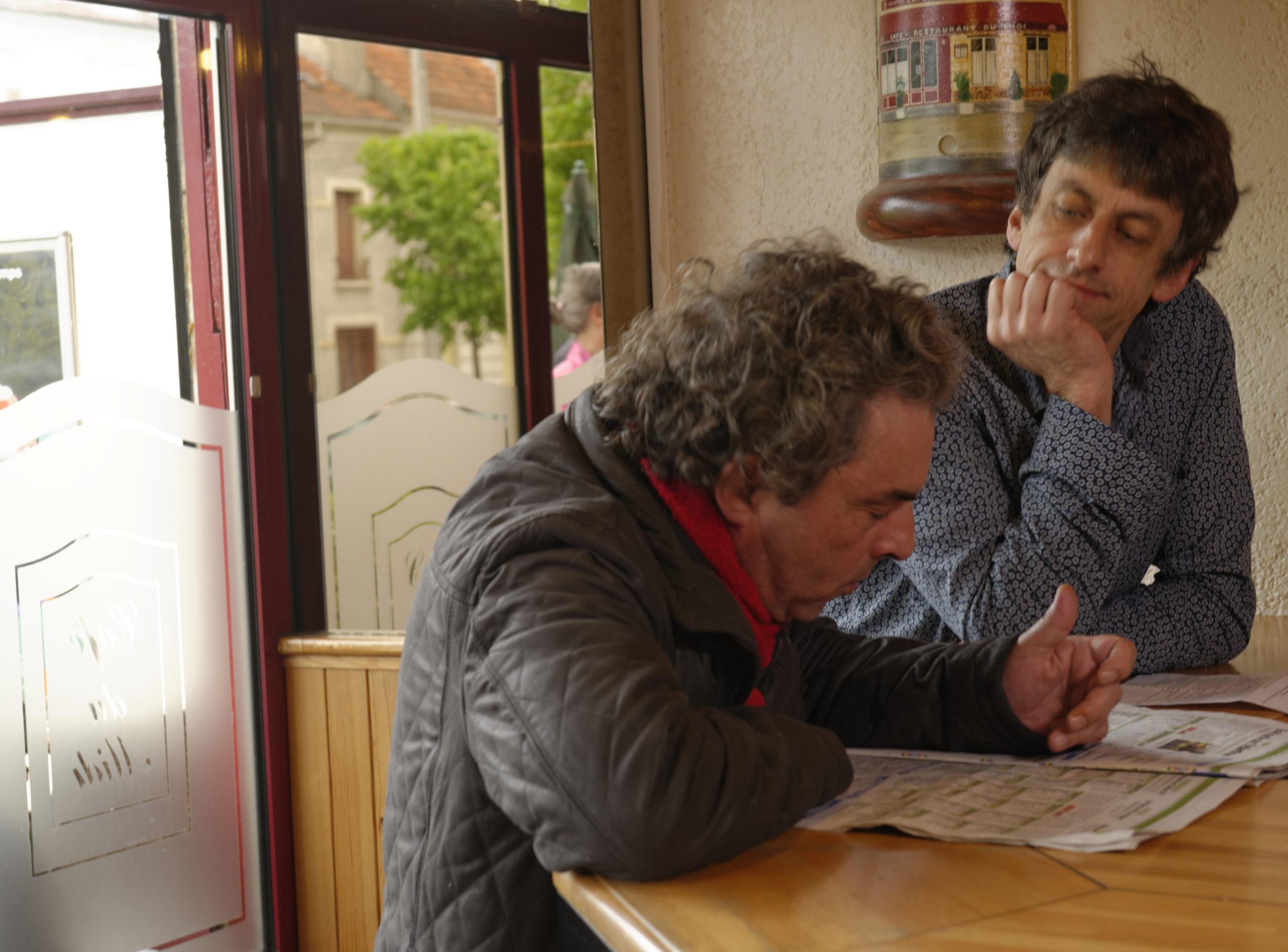Pere et impair photos tournage 42