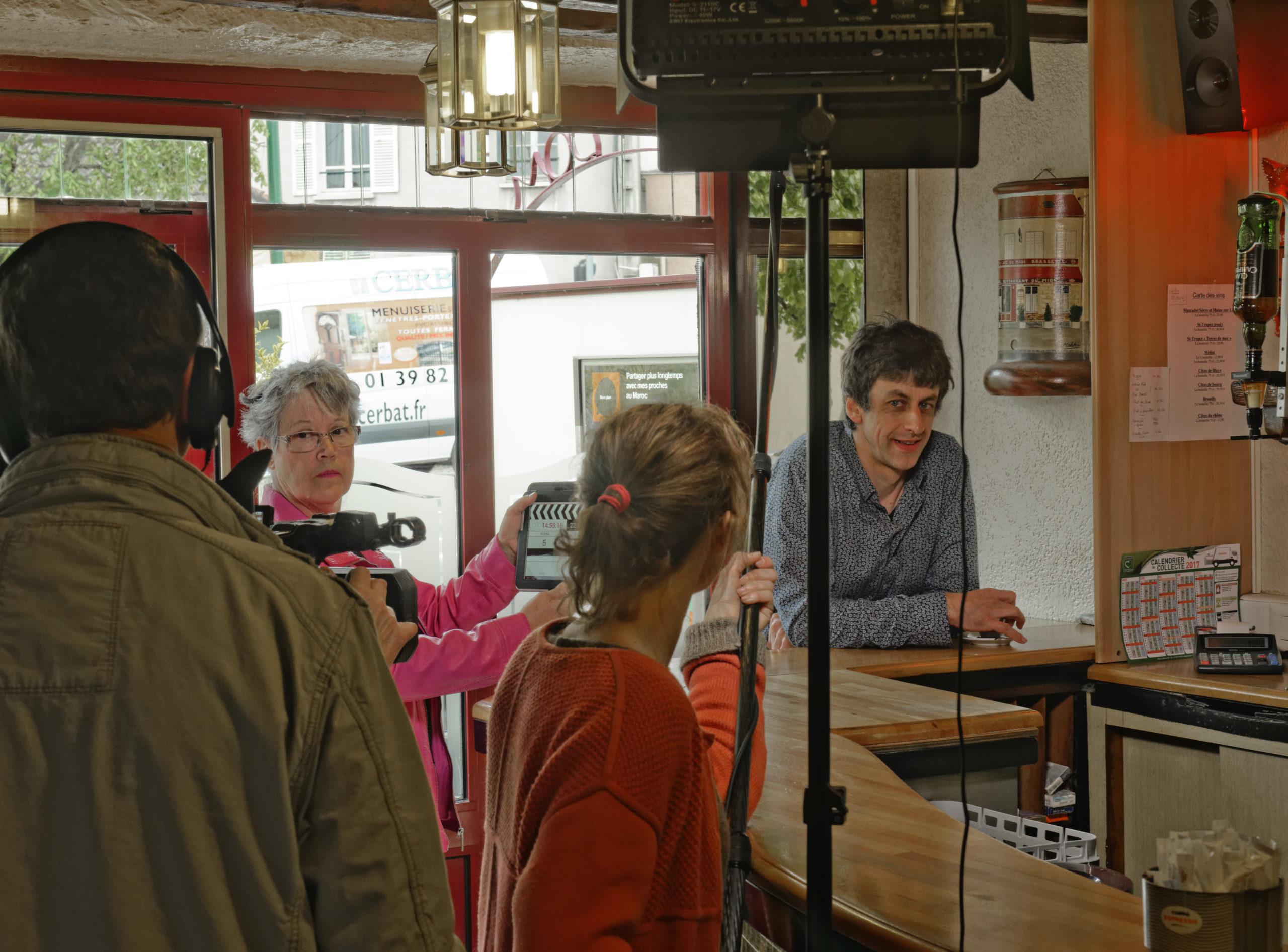 Pere et impair photos tournage 47