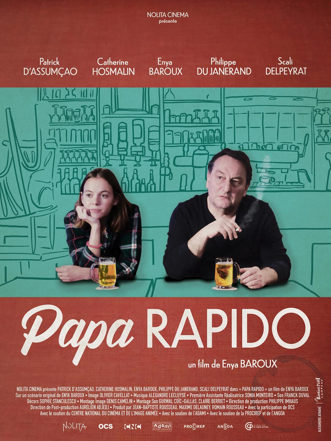 Papa rapido
