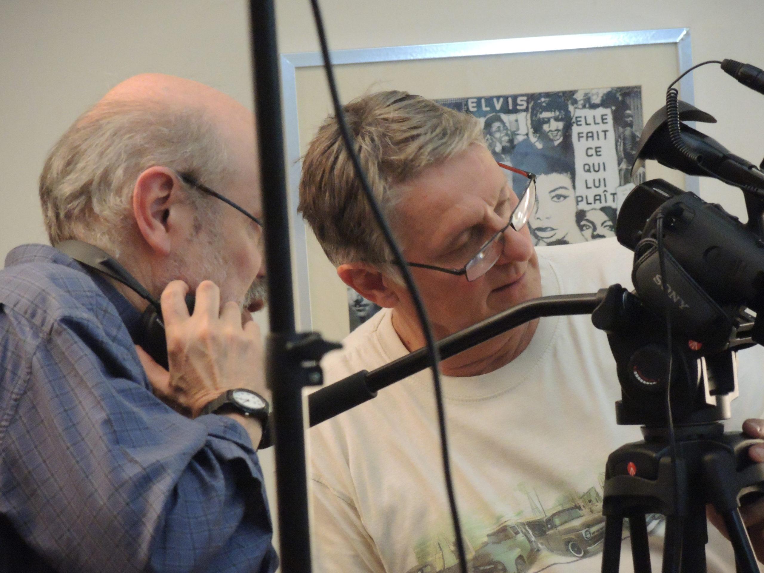 Game over photos tournage 59