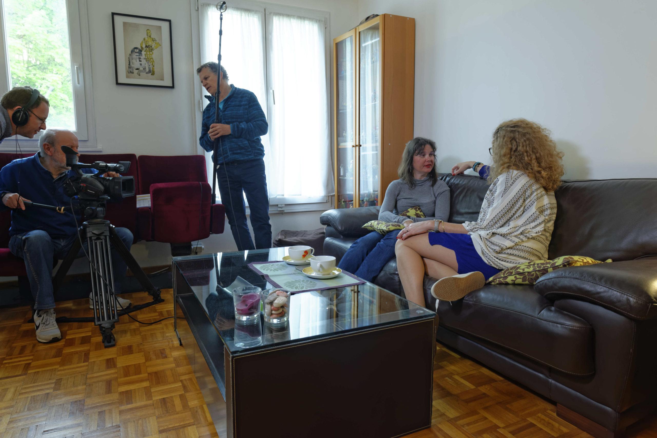Pere et impair photos tournage 11