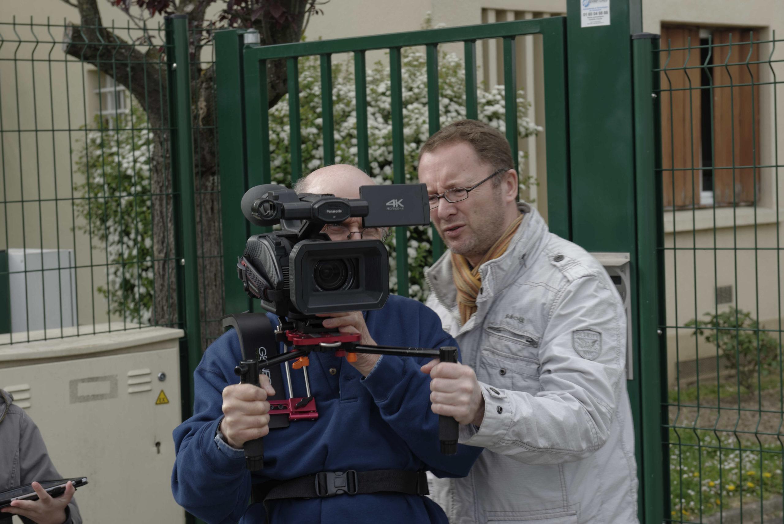 Pere et impair photos tournage 20