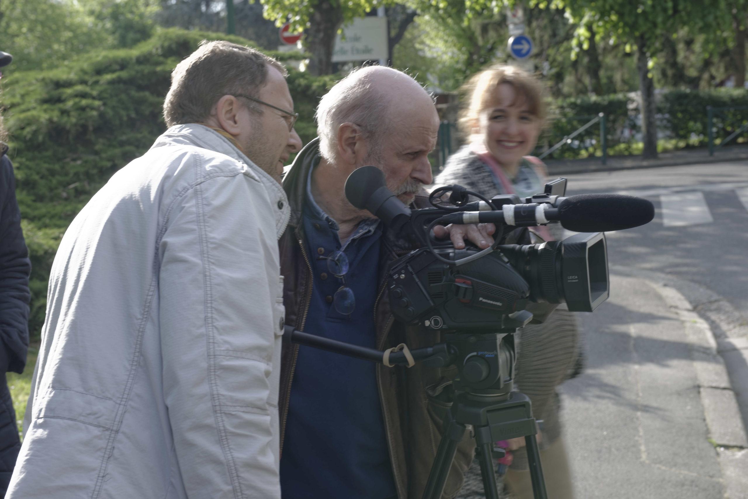 Pere et impair photos tournage 24