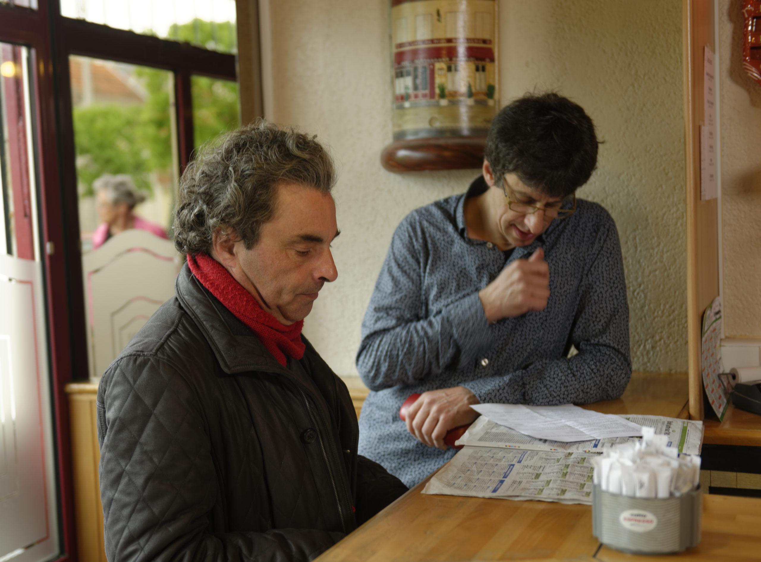 Pere et impair photos tournage 40