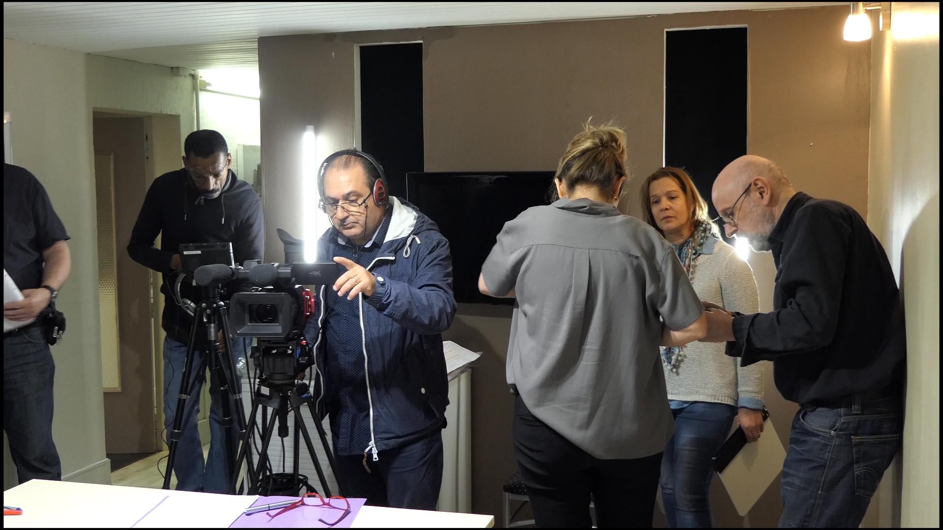Tontons cadreurs tournage polar04