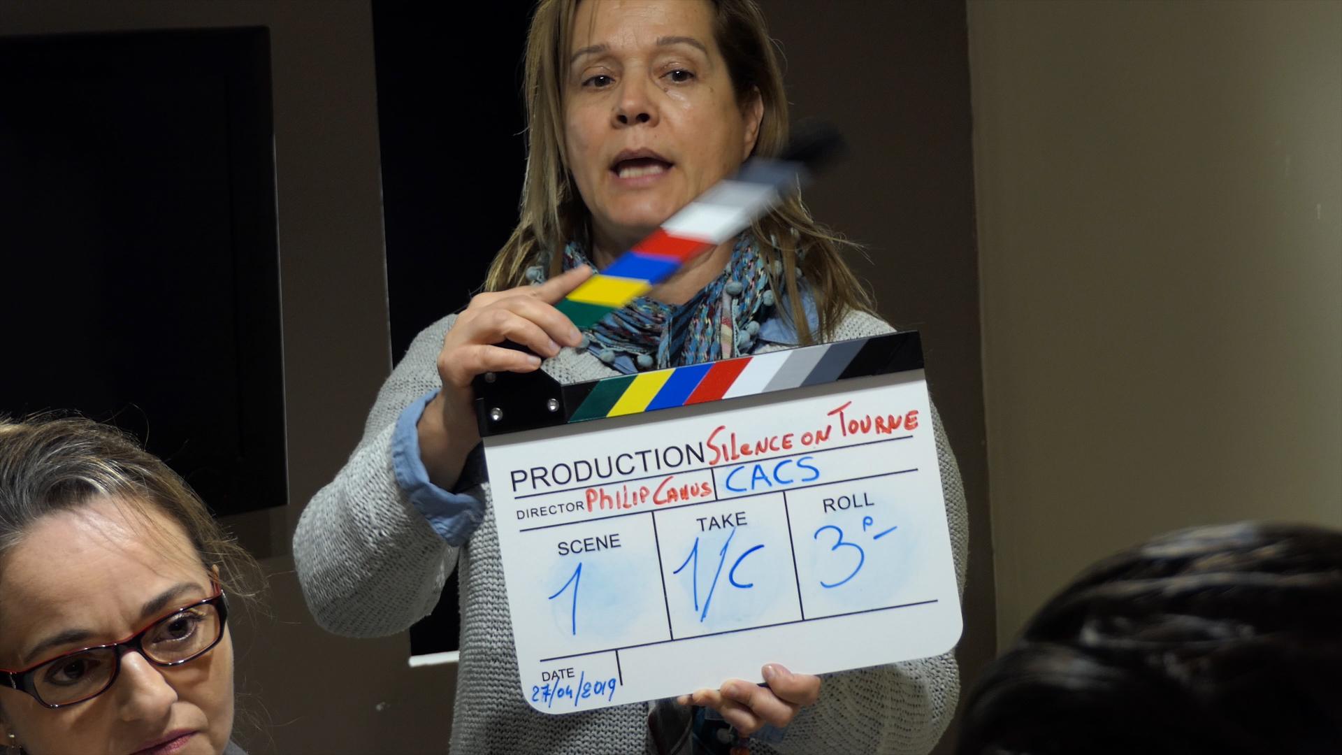 Tontons cadreurs tournage polar32