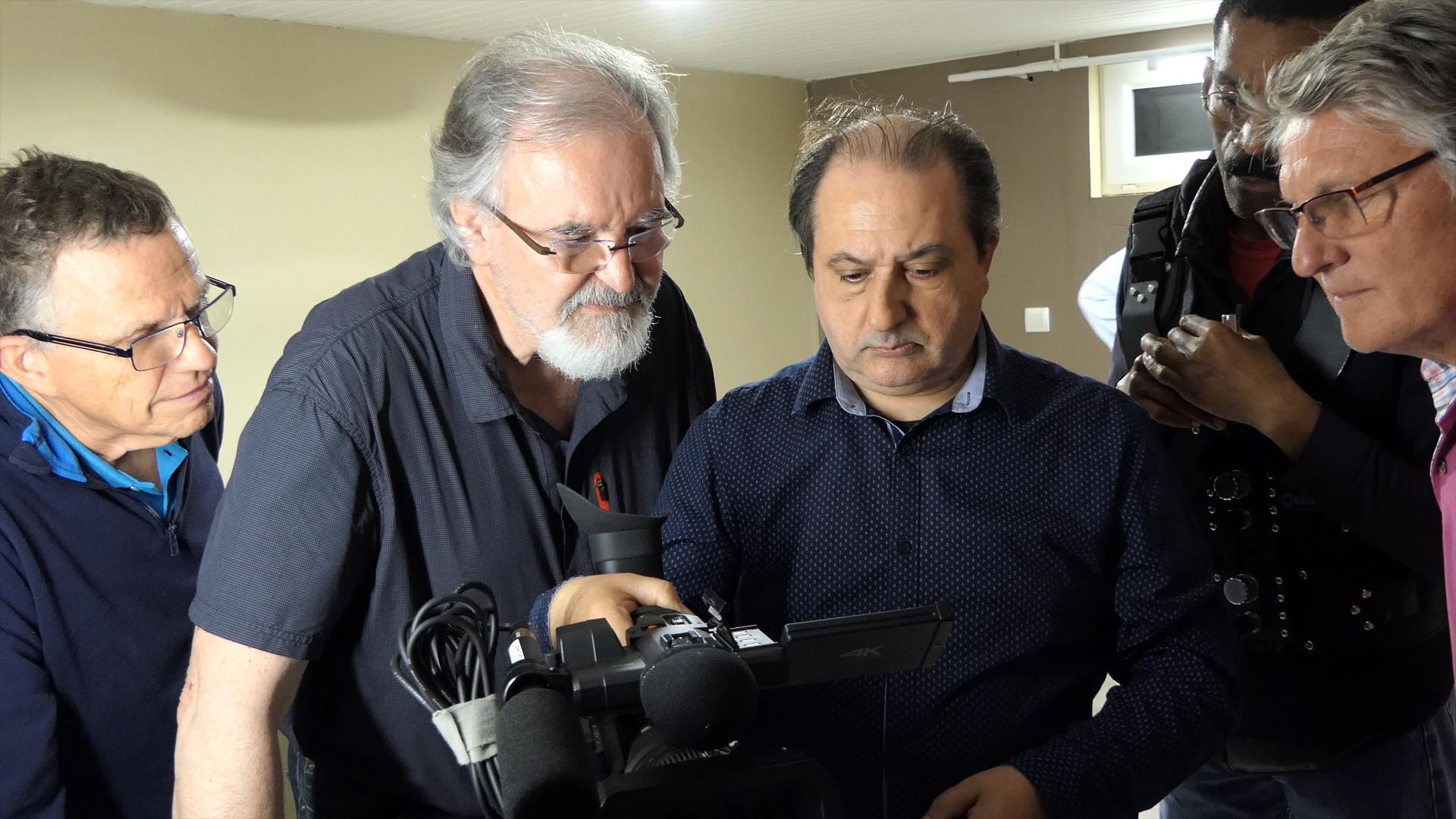 Tontons cadreurs tournage polar46