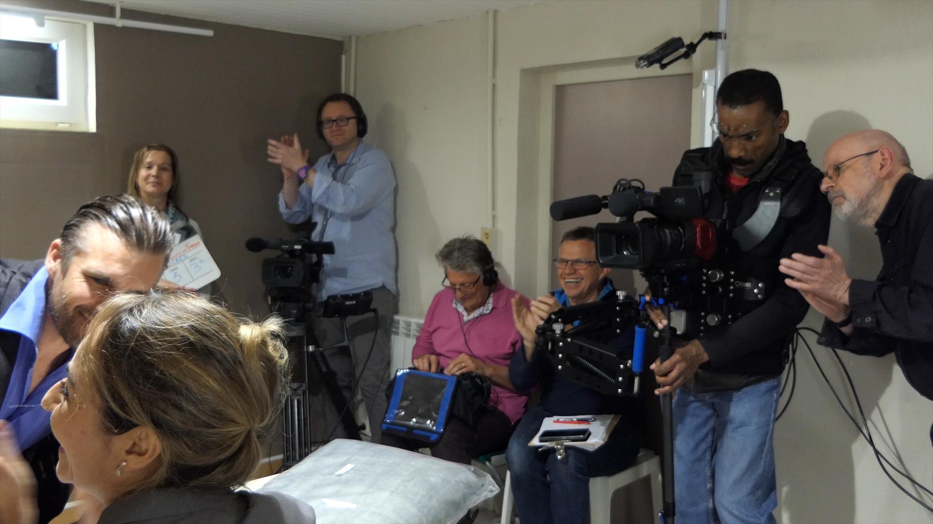 Tontons cadreurs tournage polar51