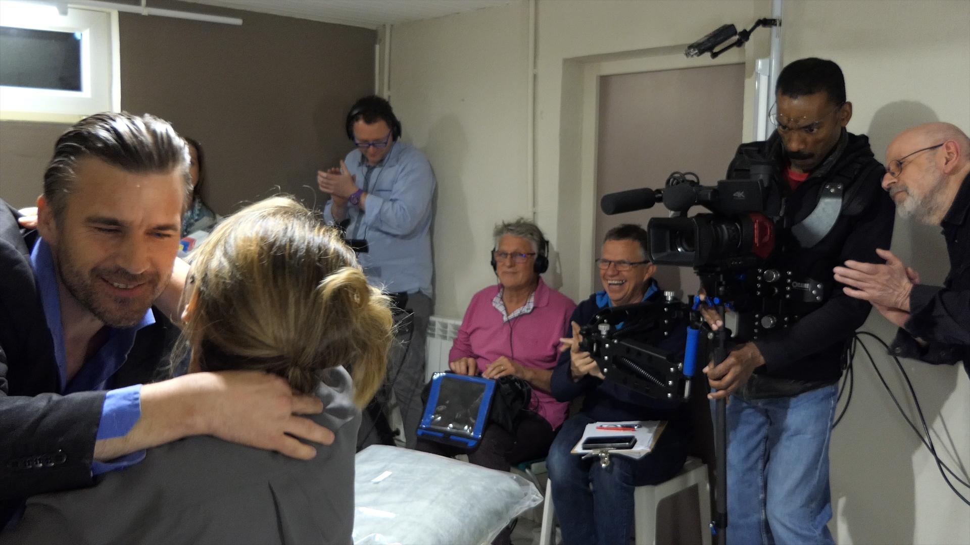 Tontons cadreurs tournage polar52